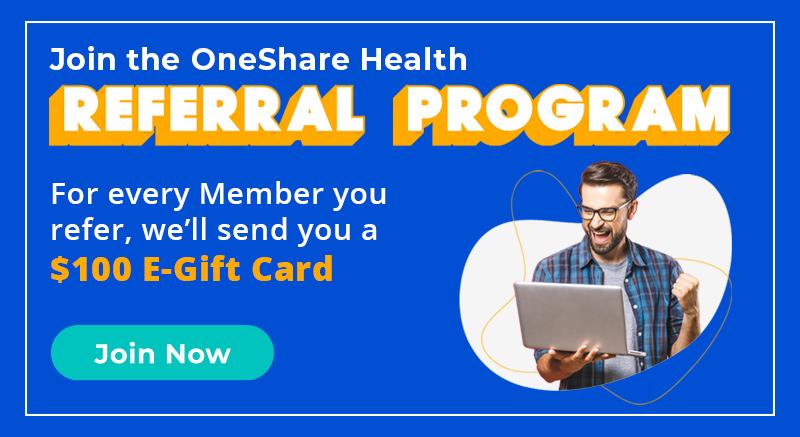 OneShare Health | Referral Program